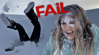 WHAT NOT TO DO AT WOODWARD SKATEPARK! FUNNY FAMILY VACATION FAILS