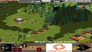 Hoàng Mai Nhi vs Sơ Luyến ngày 12/7/2015 (Shang Hỗn Mã)