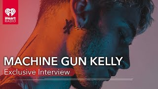 Machine Gun Kelly Talks YUNGBLUD, And Travis Barker Collaboration + More!