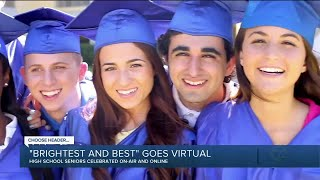 Brightest & Best goes virtual with high school seniors celebrated on-air and online