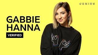 "Gabbie Hanna ""Monster"" Official Lyrics & Meaning | Verified"