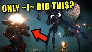 What I Did that NO ONE ELSE DID, in ANTHEM! WHY?!