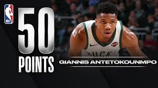 Giannis GOES OFF For 50 PTS!