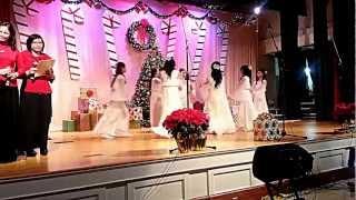 Huyền Diệu Đêm Thánh - Giáng Sinh 2012 - Liên Hội Thánh Tin Lành Vùng VA, MD, & PA