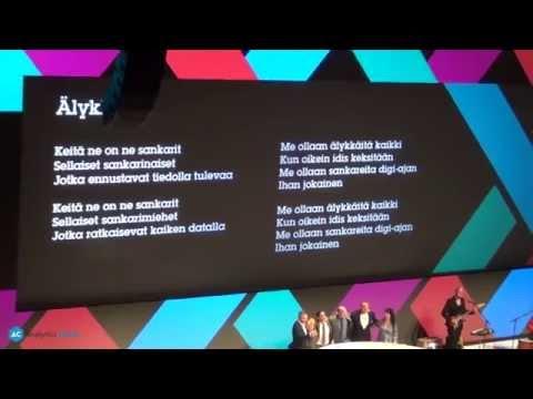 IBM Business Connect 2014 - Älyn uusi aikakausi