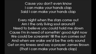 Handclap - Fitz and the Tantrums (Lyrics)