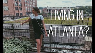 pros and cons of living in ATLANTA
