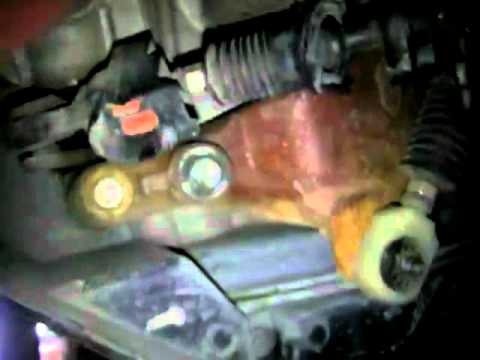 Amarre De Alambre En Cable De Cambios Ford Fiesta 2006