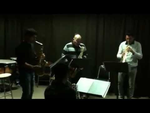 A gozar con mi combo-The Latin Sax Chile