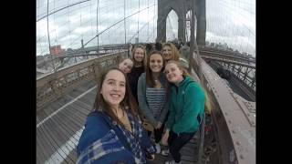 Sweet 16 in NYC GoPro