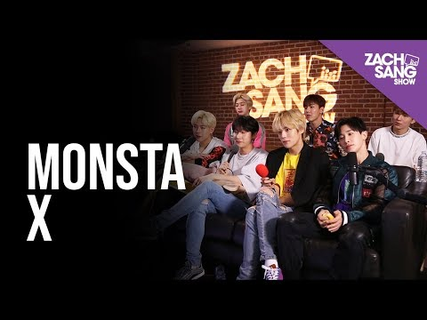 Monsta X Talks Jealousy, Monbebe & Justin Bieber