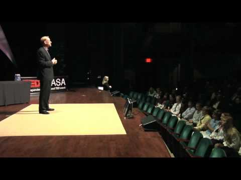 TEDxNASA - Daniel Burrus - Seeing Invisible Solutions to ...