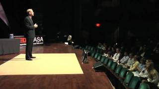 TEDxNASA - Daniel Burrus - Seeing Invisible Solutions to Impossible Problems