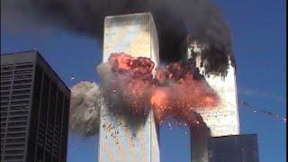 New September 11 2001 raw video