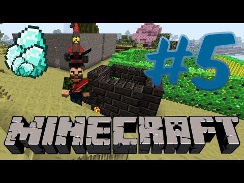Gringo joue à : Minecraft [Épisode 5 - Rideaux et buissons] - YouTube