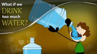 What if we Drink too much Water? + more videos | #aumsum #kids #science #education #children