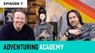 Building Your Own Campaign Setting (with Matthew Mercer) │ Adventuring Academy