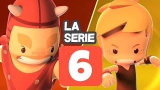 Pequeños Héroes LA SERIE - Episodio 6 - David vs Goliat -