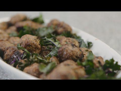 Summer Convection Meals feat. Bosch Convection - Baked Lamb Meatballs