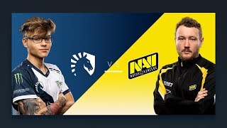 CS:GO - Na`Vi vs. Liquid [Dust2] Map 1 - Quarterfinals - ESL Pro League Odense Finals 2018