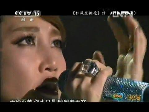 A-Lin&信-《狂風裡擁抱》 【2013央視星光璀璨-世界情歌大匯】