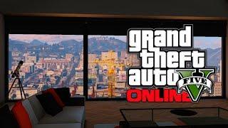 """GTA 5 Online: """"High Life"""" DLC - NEW Apartments, Garages & Properties! (GTA V)"""