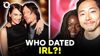 The Real Life Partners Of The Walking Dead Cast Revealed | ⭐OSSA