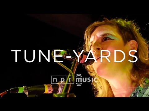 tUnE-yArDs | NPR MUSIC FRONT ROW