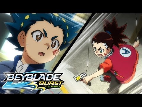 BEYBLADE BURST TURBO Episode 1: Time to go Turbo!