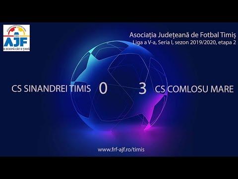 CS Sinandrei Timis - CS Comlosu Mare, etapa 2
