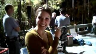 One Tree Hill Behind The Scenes 8x11 part 1 with Sophia Bush