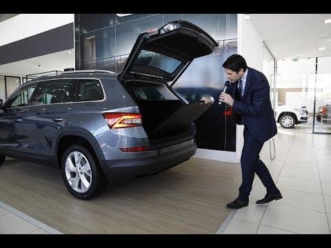تعرف على مميزات سيارة سكودا الجديدة