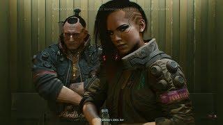 Cyberpunk 2077 E3 2018 Full Gameplay Walkthrough