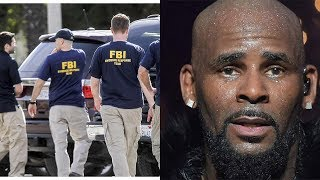 R. Kelly Reportedly Under FBI Investigation For ??
