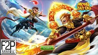Mộng Tây Du-Anh Hùng Truyện TD Gameplay Android / iOS