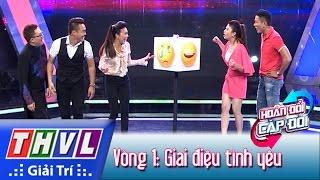 THVL   Hoán đổi cặp đôi - Tập 7   Vòng 1: Giai điệu tình yêu - K.Ngọc, T.Cương, Thanh Duy, Kha Ly