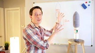Falcon Heavy Second Stage Flight Explanation