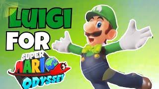 My Thought On Luigi's Balloon World For Super Mario Odyssey!