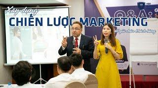Khóa học CEO dành cho lãnh đạo, giám đốc - Xây dựng chiến lược Marketing để giữ chân khách hàng