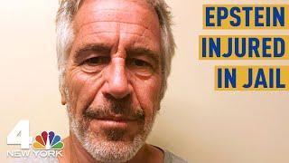 Jeffrey Epstein es hallado herido en su celda en una cárcel de Nueva York