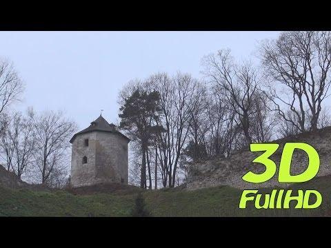 [3DHD] Ojcow Castle, Ojcow, Poland / Zamek w Ojcowie, Ojców, Polska