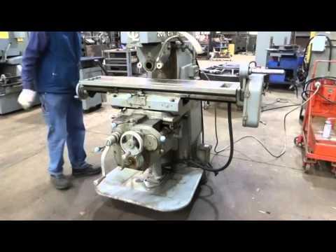 Cincinnati Centimill Horiz. Milling Machine