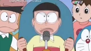Doremon HTV3 P4 - Tập 28 - Đèn Pin Lộng Lẫy + Tên Lửa Nobita