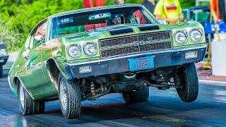 Muscle Cars Drag Racing