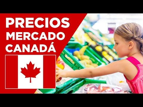 Supermercados Canadienses - Precios en productos básicos y más