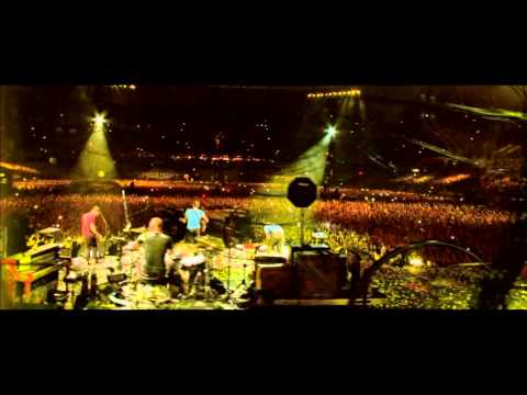 Coldplay - Yellow (Live 2012 from Paris)