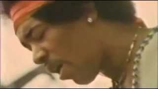 Himno español tocado por Jimi Hendrix en Woodstock