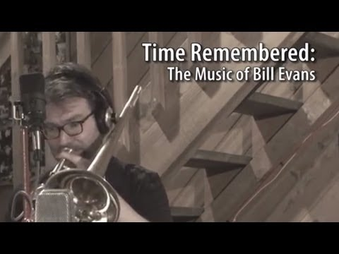 Time Remembered: The Music of Bill Evans online metal music video by PAT HALL