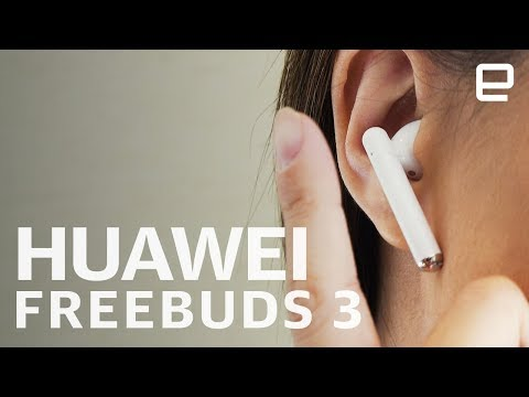 video HUAWEI FreeBuds 3 – Wireless Bluetooth Earphone- A Complete Review