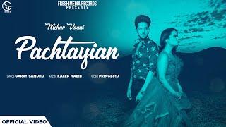 Pachtayian – Mehar Vaani Ft G Khan